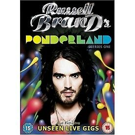 Russell Brand Ponderland Series One DVD