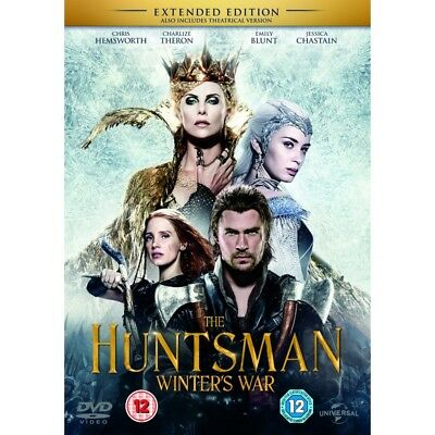 The Huntsman Winter's War (DVD)