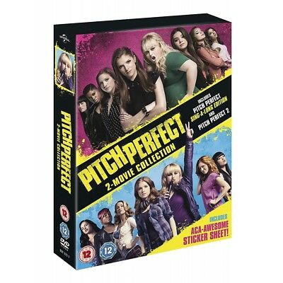 Pitch Perfect: 2-Movie Collection DVD
