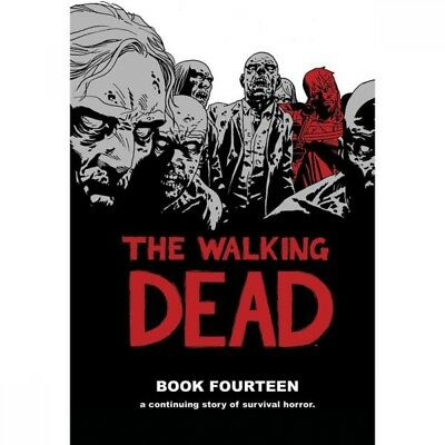 The Walking Dead  Volume 14 Hardcover