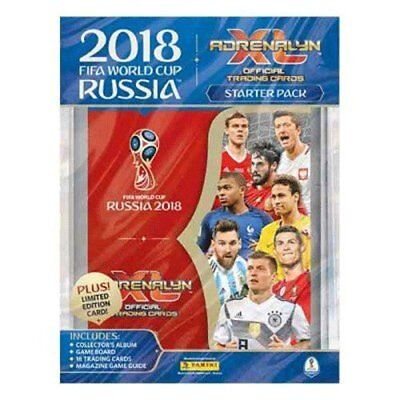 Panini FIFA World Cup 2018 Adrenalyn XL Starter Pack