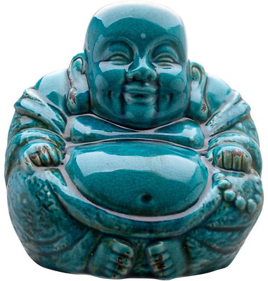 Large Ceramic Buddha