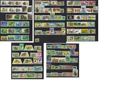 (382) Tanzania Used Collection