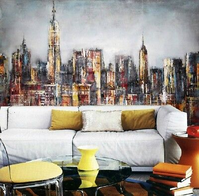 A177 Custom Made European TV Background Bedroom LIving Room Mural Wallpaper Q