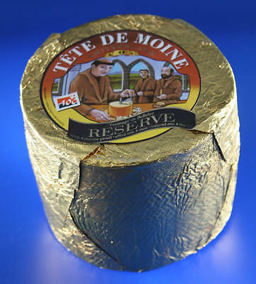 ca.800g RESERVE TETE MOINE GIROLLE KÄSE CHEESE FROMAGE SCHWEIZER KÄSE FORMAGGIO
