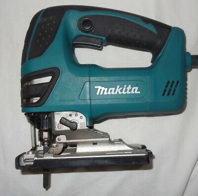 Makita 4350FCT Variable Speed Jigsaw 720W in Carry Case Excellent Condition