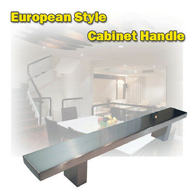"6"" Stainless Steel Finish Kitchen Cabinet Pull Handle"