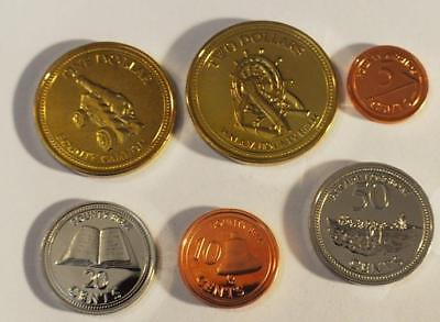 Artifacts of the Bounty 2009 Pitcairn Island 6 Coin Set
