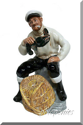 ROYAL DOULTON Lobster Man Figurine HN2323 - Retired 1995 - Sea Characters