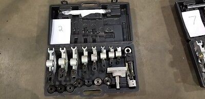 Woodward Fab SPBENDKIT Pipe and Tubing Bending Kit Used Demo Broken Case Special