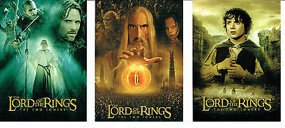 Lord Of The Rings Two Towers Set Of 3, Hobby Japan