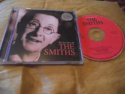 The Smiths Very Best Of Cd Ask Panic This Charming Man William How Soon Now