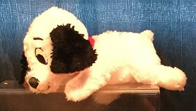Disney Store 101 Dalmatians Small 8 Inch Core Lucky Puppy Dog Soft / Plush Toy