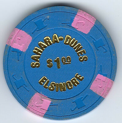 $1 - Sahara Dunes - Elsinore, California - OBSOLETE