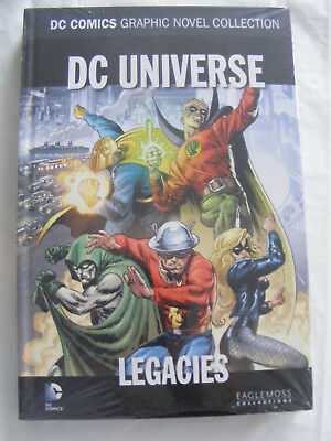 DC Comics Graphic Novel Collection Special - DC Universe Legacies