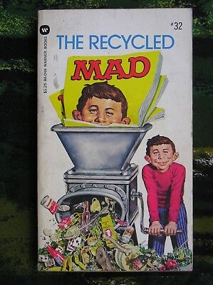 The Recycled Mad Mad Magazine Paperback