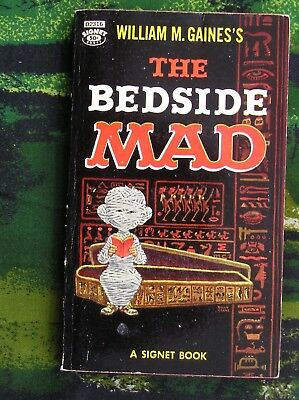 The Bedside Mad Mad Magazine Paperback