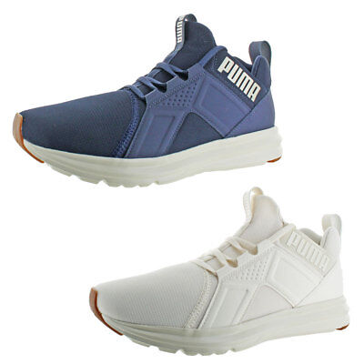 27d34441108a57 Puma Enzo Mesh Men s Softfoam Sockliner Mid-Top Trainer Fashion Sneaker  Shoes
