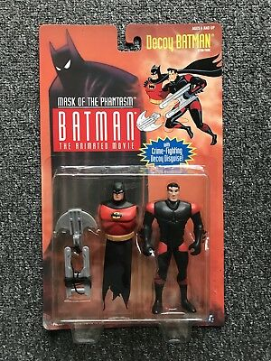 Decoy Batman kenner 1993 OVP Animated Mask Of The Phantasm