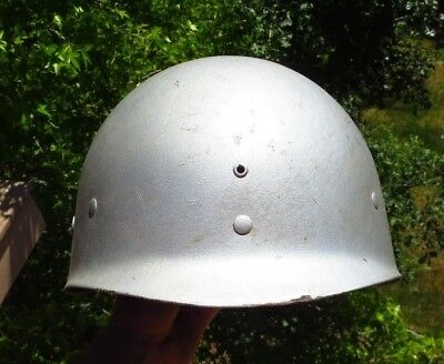WW2 US Army Military M1 Helmet High Pressure Liner Westinghouse Black A-Washer