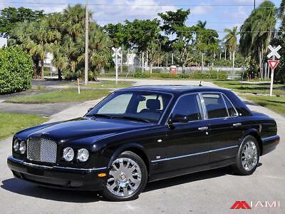 2005 Bentley Arnage R Mulliner Spec Red Label 10K Miles! 2005 Bentley Arnage R Mulliner Spec Red Label 10,100 Miles 4-Door Sedan