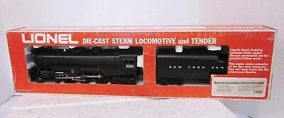 "Lionel 6-8206: New York Central (NYC) 4-6-4 Hudson LNIB ""Mighty Sound of Steam"""