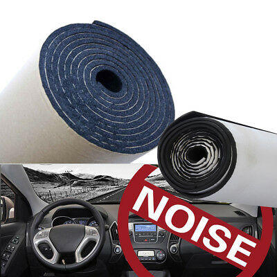54sqft Firewall Sound Deadener Car Heat Shield Insulation Deadening Mat