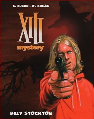 XIII Mystery 6: Billy Stockton. (Vance)             Hardcover!