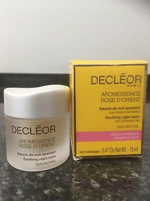 DECLÉOR Aromessence Rose D'Orient Soothing Night Balm 15ml