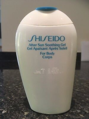 Shiseido After Sun Soothing Gel For Body 150ml