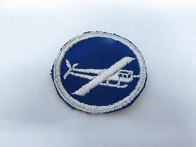 WWII U.S. Army patch Glider infantry officer overseas cap patch