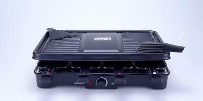 Raclette Grill rechteckig SRG 1200 B2 Silvercrest Party Grill Tischgrill