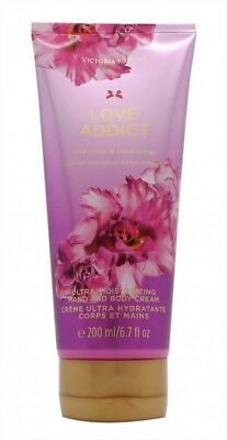 Victoria's Secret Love Addict Hand And Body Cream - Women's For Her. New