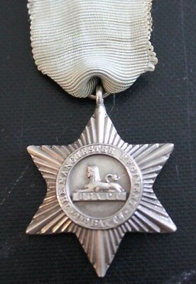 ROYAL ARMY TEMPERANCE ASSOCIATION,  2nd Battn THE MANCHESTER REGIMENT NAMED 1912
