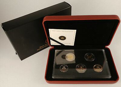 2006 CANADA 2 DOLLARS 10th ANNIVERSARY OF THE TOONIE CONCEPT TOKEN SET