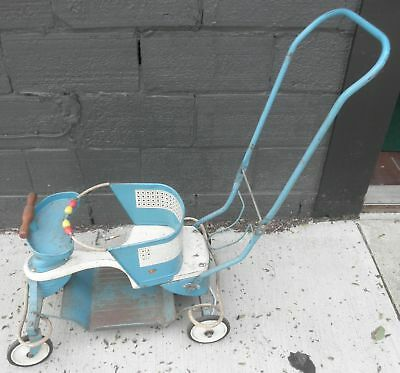 Vintage 1950's Genuine Taylor Tot Stroller Baby Buggy Walker Carriage