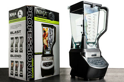 Ninja NJ600 Professional Blender * 1000 Watt * Black * Excellent Condition