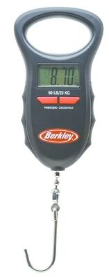 Berkley BTDFS50-1 Digital Scale 50Lb Auto Save Water Resistant