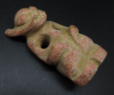 Very Rare Antique Stone Age Neolithic Mythological Idol (3)