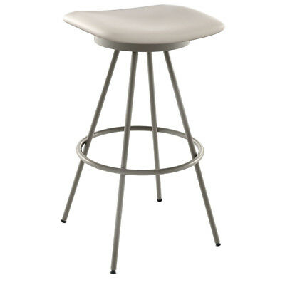 Amazing Clay Alder Home Kane 26 Inch Metal Swivel Counter Stool Uwap Interior Chair Design Uwaporg