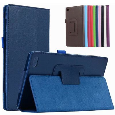 For Lenovo Tab 7 Essential TB-7304F/I/X Tablet PU Leather Smart Case Cover Stand