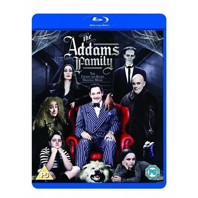 The Addams Family 1991 Blu-ray