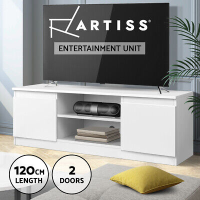 Artiss TV Stand Entertainment Side Cabinet Storage Unit Lowline Cupboard LCD LED