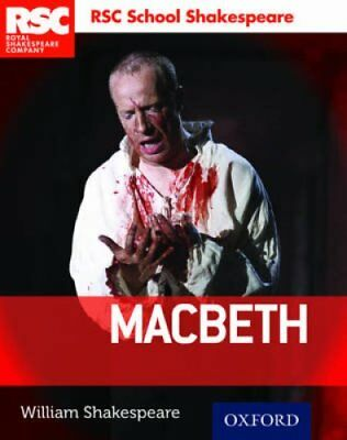 RSC School Shakespeare: Macbeth by William Shakespeare, Royal Shakespeare...