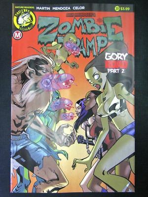 Action Lab Comics: ZOMBIE TRAMP #31 JANUARY 2017 # 24C64