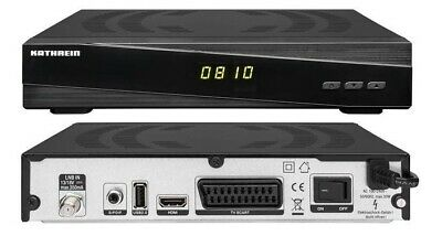 Kathrein UFS 810 HD Sat Receiver DVB-S2 schwarz Unicable