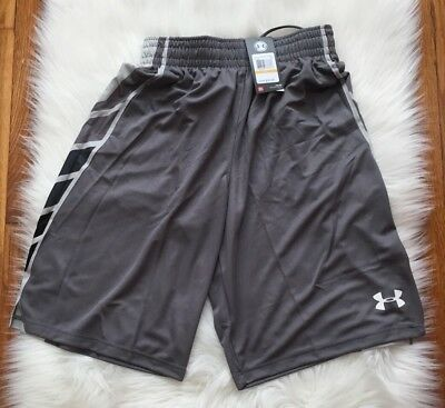 Under Armour 1271966 Select Basketball Men's Basketball Shorts Sizes L $39.99