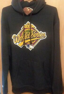 cozy fresh 744bd 691bf MITCHELL & NESS 1996 World Series NEW YORK YANKEES Hoodie Pullover BRAND NEW
