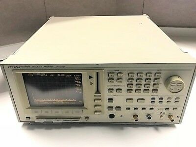 Anritsu MS3606B Network Analyzer