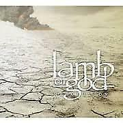 "CD LAMB OF GOD ""RESOLUTION"". New and sealed"